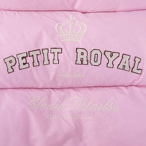 Конверт зимний с опушкой Petit Royal Pink, Elodie Details