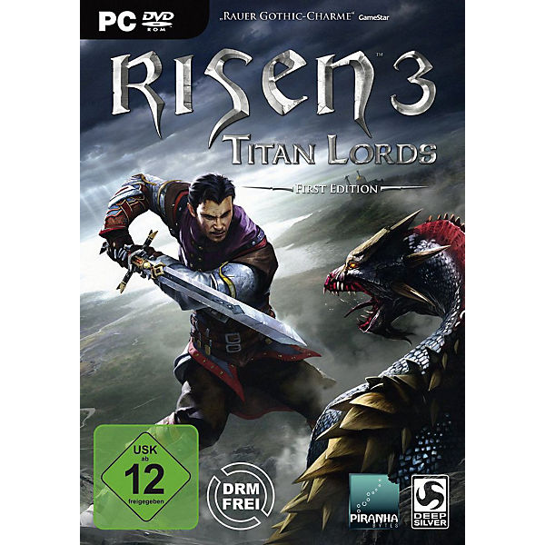 PC Risen 3: Titan Lords First Edition