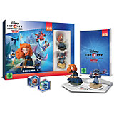 PS3 Disney Infinity 2.0: Toybox Combo-Set