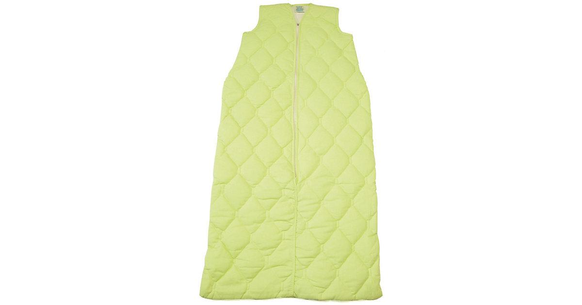 Schlafsack gesteppt, grün Gr. 90