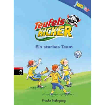 Teufelskicker Junior: Ein starkes Team