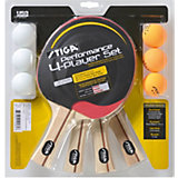 Stiga Performance 4-Player Table Tennis Set