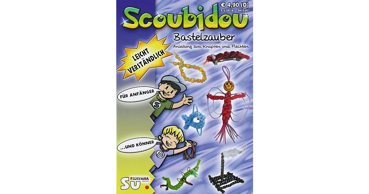 Buch - Scoubidou Bastelzauber