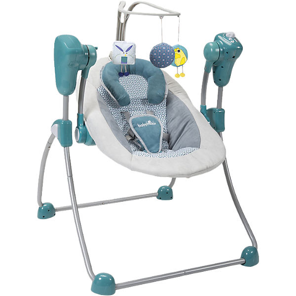 Babyschaukel Swoon Swing Alu