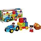 LEGO DUPLO 10615: Мой первый трактор