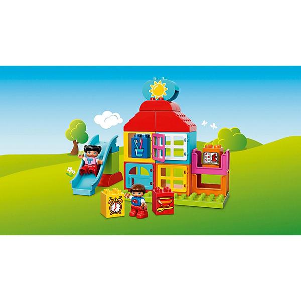 LEGO DUPLO 10616: Мой первый игровой домик