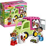 LEGO DUPLO 10586: Фургон с мороженым