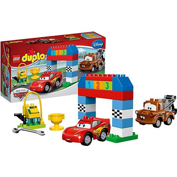 LEGO DUPLO 10600: Гонки на Тачках