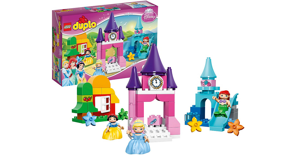 10596 DUPLO Disney Princess Kollektion