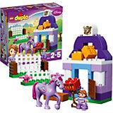 LEGO DUPLO 10594: София Прекрасная: королевская конюшня