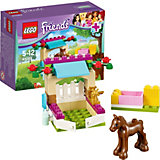 LEGO 41089 Friends: Fohlen-Pflegestall
