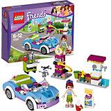 LEGO 41091 Friends: Mias Sportflitzer