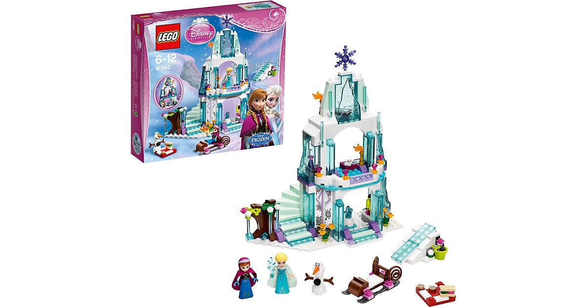 LEGO Disney Princess 41062 - Il Castello di Ghiaccio di Elsa per 43,77€ - inclusa spedizione [myToys]