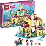 LEGO Disney Princesses 41063: Подводный дворец Ариэль