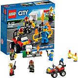 LEGO 60088 City: Feuerwehr Starter-Set
