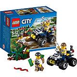 LEGO City 60065: Патрульный вездеход