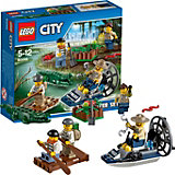 LEGO 60066 City: Sumpfpolizei Starter-Set