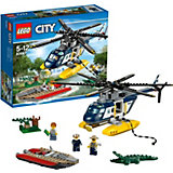 LEGO City 60067: Погоня на полицейском вертолёте