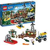 LEGO 60068 City: Banditenversteck im Sumpf