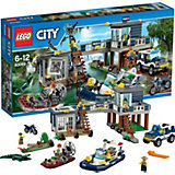 LEGO 60069 City: Polizeiwache im Sumpf