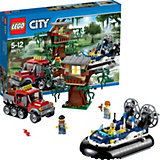 LEGO 60071 City: Verbrecherjagd im Luftkissenboot
