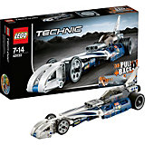 LEGO 42033 Technic: Action Raketenauto
