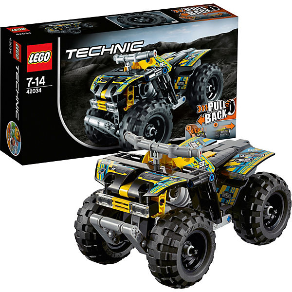 LEGO 42034 Technic: Action Quad