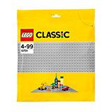 LEGO 10701 Classics: Graue Grundplatte