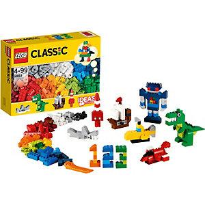 LEGO 10693: Дополнение к набору для творчества – яркие цвета