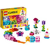 LEGO Classic 10694: Дополнение к набору для творчества – пастельные цвета