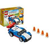 LEGO 31027 Creator: Blauer Rennwagen