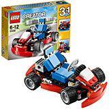 LEGO Creator 31030: Красный гоночный карт