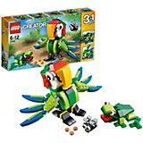 LEGO 31031 Creator: Regenwaldtiere