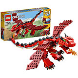 LEGO 31032 Creator: Rote Kreaturen
