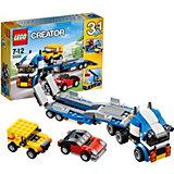 LEGO Creator 31033: Автотранспортер