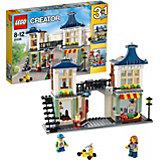 LEGO 31036 Creator: Spielzeug- & Lebensmittelgeschäft
