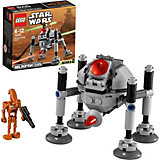 LEGO Star Wars 75077: Самонаводящийся дроид-паук