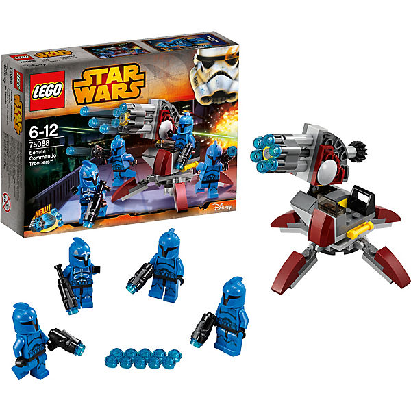 LEGO 75088 Star Wars: Senate Commando Troopers™