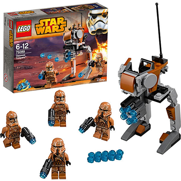 LEGO Star Wars 75089: Пехотинцы планеты Джеонозис