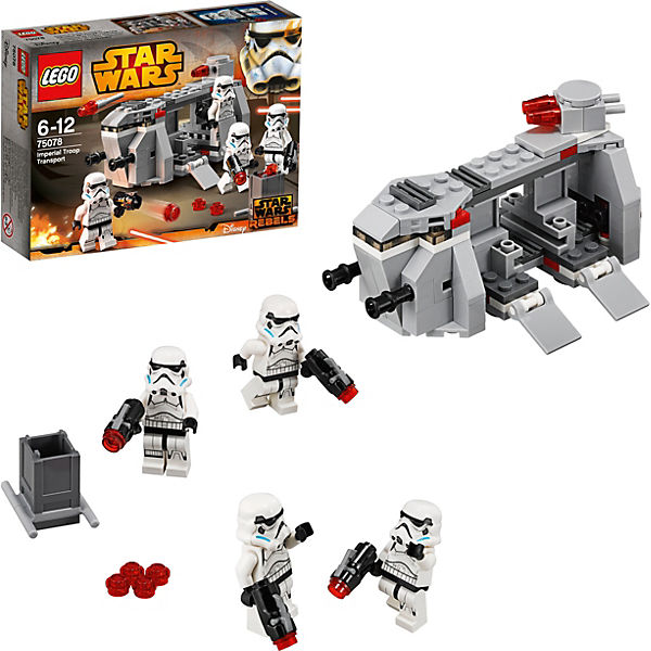 LEGO 75078 Star Wars: Imperial Troop Transport