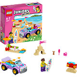 LEGO 10677 Juniors: Strandausflug
