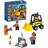 LEGO City 60072: Набор «Строительная команда» для начинающих