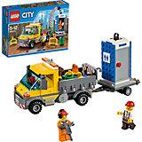 LEGO 60073 City: Baustellentruck