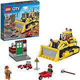 LEGO City 60074: Бульдозер