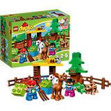 LEGO DUPLO 10582: Лесные животные