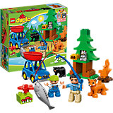 LEGO DUPLO 10583: Рыбалка в лесу