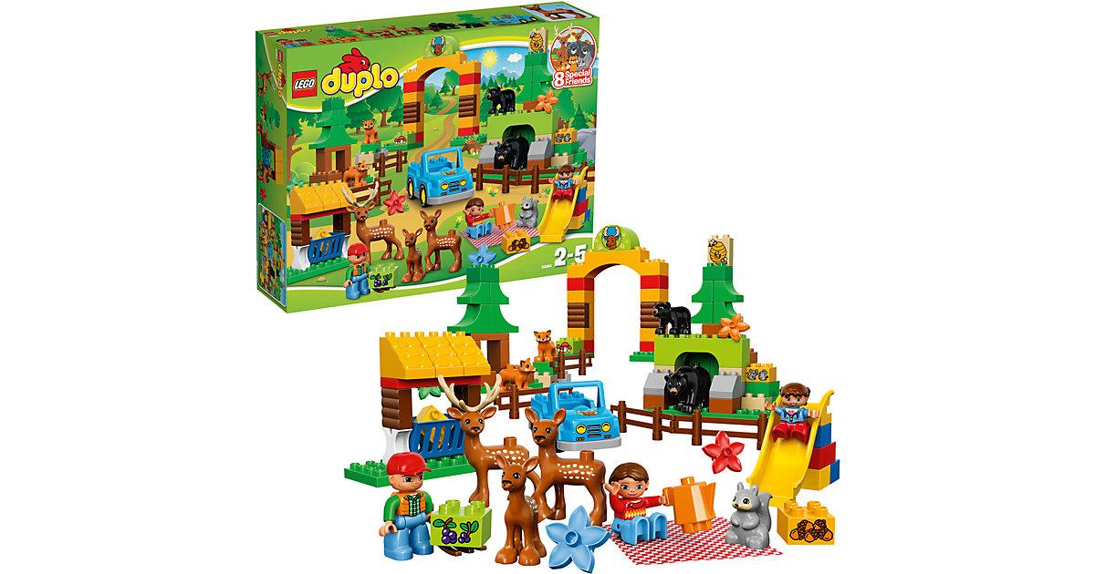 LEGO 10584 DUPLO: Wildpark