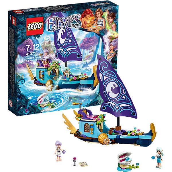LEGO Elves 41073: Корабль Наиды