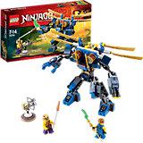 LEGO Ninjago 70754: Летающий робот Джея