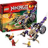 LEGO Ninjago 70745: Разрушитель Клана Анакондрай